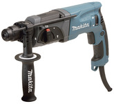 Hammer action drill, Makita HR 2470 product photo
