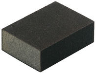 Sanding sponge, WxDxH: 100x67x27 mm product photo