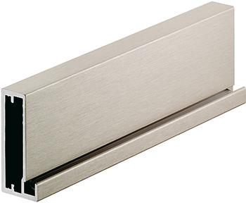 Aluminium frame with gl panel, Topco | online at HÄFELE on