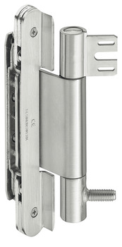Architectural door hinge, Simonswerk VN 8937/160 U Compact, for rebated architectural doors up to 160 kg