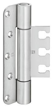 Architectural door hinge, Simonswerk VX 7728/160, For rebated, flush architectural doors up to 160 kg