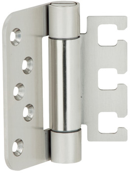 Architectural door hinge, Startec DHX 1100, for flush architectural doors up to 100 kg