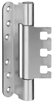 Architectural door hinge, Startec DHX 2160, for rebated architectural doors up to 160 kg