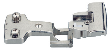 Architectural hinge, Aximat 100 SM, for half overlay mounting