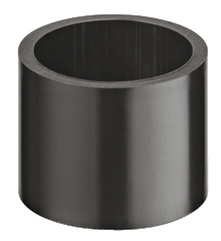 Base element, round, for glide inserts Ø 20 mm