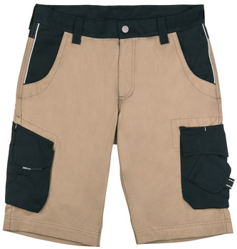 Bermuda shorts, FHB THEO, with rule pocket