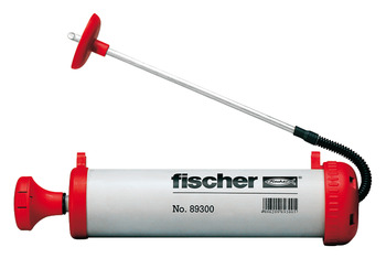 Blow-out pump, fischer, AGB, for cleaning drill holes