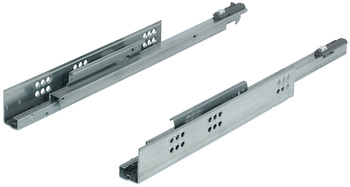 Cabinet rail, For Blum Tandembox antaro under sink cabinet pull-out
