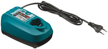 Charger, for Makita DF330DWE 10 8 V drill with rechargeable