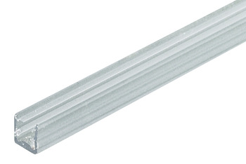 Clatter prevention profile, for aluminium glass frame profiles 23/26/38 x 14 mm