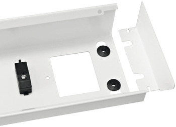 Clip-on panel, For cable channel | online at HÄFELE