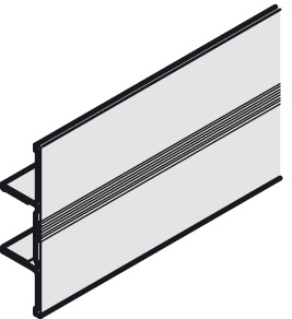 Clip panel, For EKU Combino IF/MF