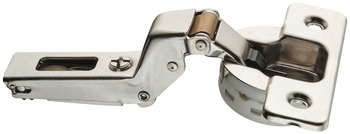 Concealed hinge, Duomatic Premium 110°, inset mounting