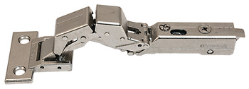 Concealed hinge, Grass, Tiomos M0 125°, for thin doors with thickness of 6–10 mm