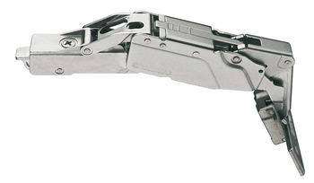 Concealed hinge, Tiomos 160°, full overlay mounting, inset mounting, mitre mounting