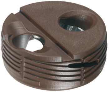 Connector housing, Tofix, for drill hole diameter 5 mm