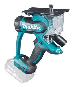 Cordless dry wall saw, Makita DSD180Z