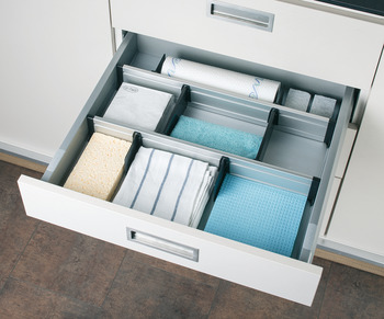 Crossways divider, For Häfele Matrix Box P compartment system