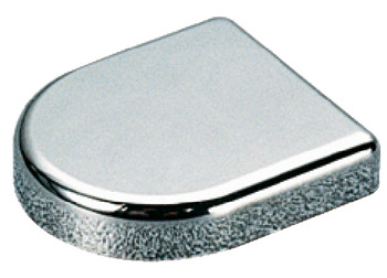 Cup cover cap, For Häfele Duomatic 94° glass door hinges