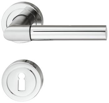 Attrayant Door Handle Set, Brass, Jado, Conform 380/961 | Online At HÄFELE
