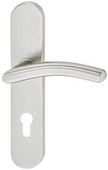 Door handle set, Stainless steel , Startec, model LDH 2184