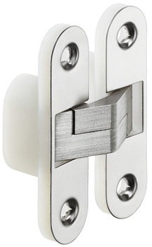 Door hinge, concealed, for flush interior doors up to 40/60 kg
