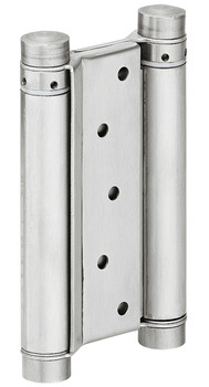 Double action spring hinge, Startec, for flush doors up to 27 kg