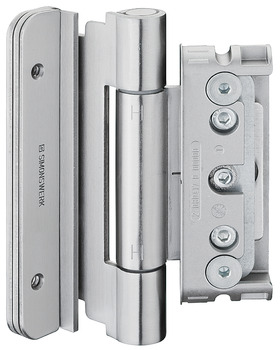Drill-in hinge, Simonswerk BAKA protect 4030 3D FD, for rebated front doors up to 160 kg