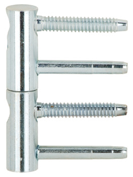 Drill-in hinge, Startec Fl 4, For rebated interior doors up to 60 kg