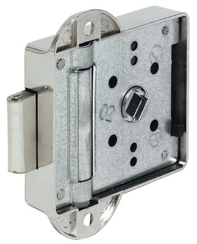 Espagnolette lock, 24 mm modular system, Standard-Nova, backset 40 mm