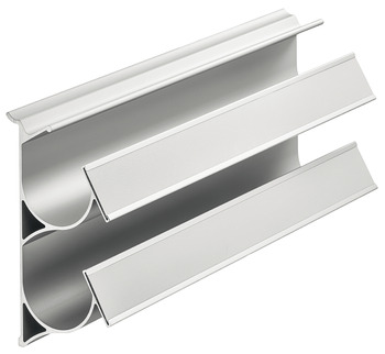 Foil holder, For Labos wall system, with separate foil cutter