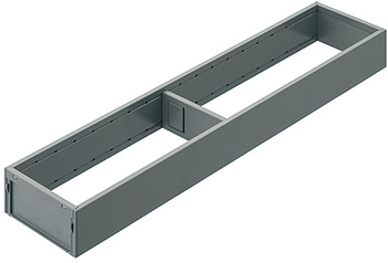 Frame narrow, Blum Legrabox Ambia Line steel design
