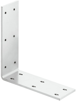 Front bracket, for roller runners for 1 or 2 folding extension leaves, for tables without frame