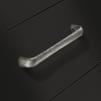 Furniture Handle, Zinc alloy D handle