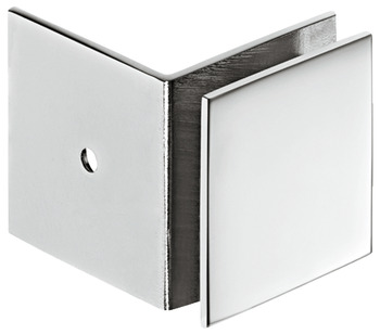 Glass clamp, with bracket, Aquasys