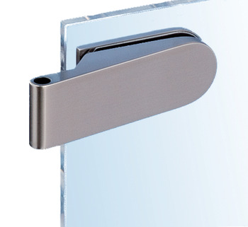 Glass door hinge , 2-piece (wing part), Dorma Glas