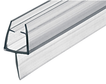 Glass door seal, Aquasys