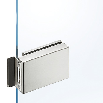 Glass door strike patch , GHR 302 and 303, Startec