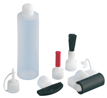 Glue dispenser set