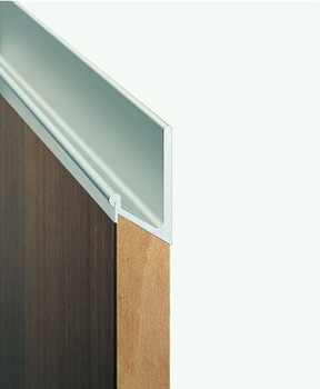 Handle Profiles, Aluminium, cabinet-wide