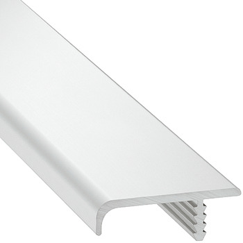 Handle Profiles, Aluminium, with or without handle recess