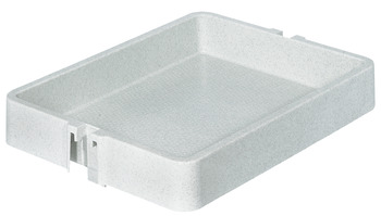 Hanging tray, for base unit/larder unit pull-out