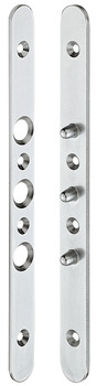 Hinge side protection, for hinged doors, steel, Startec