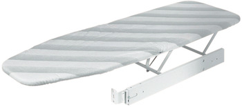 Ironing board, Ironfix, for installation behind drawer front panel