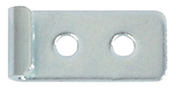 Looking hook, Type C, for sprung toggle catch, steel or stainless steel