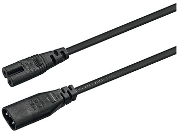 Mains lead, Country-specific, C7 socket