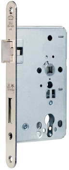 Mortise lock, For escape routes and panic areas, BKS 1206, profile cylinder,