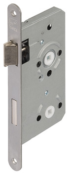Mortise lock, for hinged doors, Startec, bathroom/WC