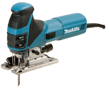 Orbital action jigsaw, Makita 4351FCT/FCTJ