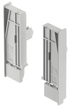 Panel brackets, For internal drawer